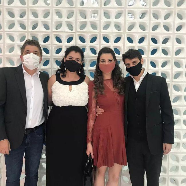 Casadinhos no cartório #oficialmentecasados ❤️🙏🏻 6