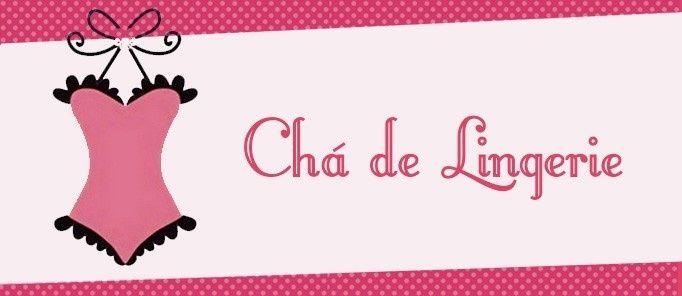 Convite Cha De Lingerie Ajuda