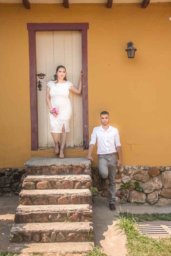 As fotos do meu casamento no civil saiu. - 4