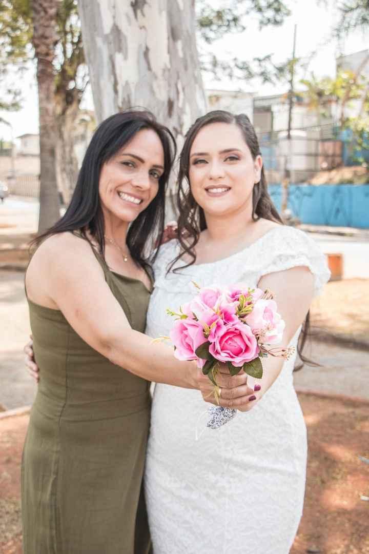As fotos do meu casamento no civil saiu. - 8