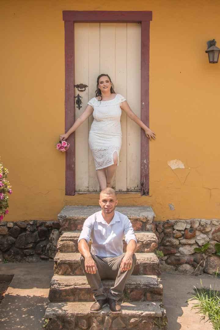 As fotos do meu casamento no civil saiu. - 10