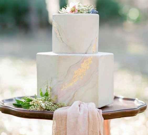 Bolo de Casamento Cor de Rosa: YES or MEH? - 1