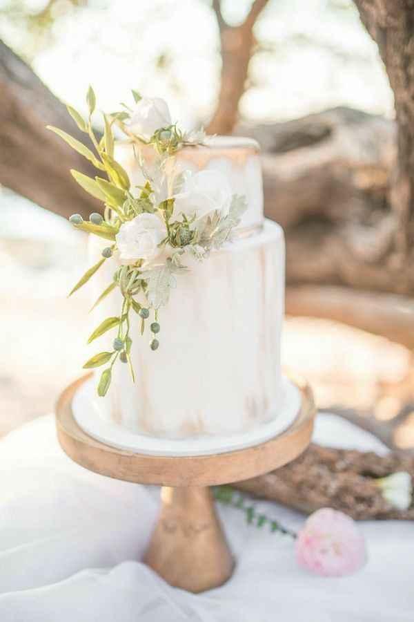 Bolo de Casamento Cor de Rosa: YES or MEH? - 2