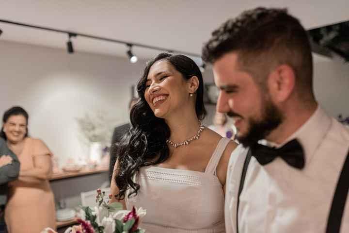 Home wedding - casamos em casa (02/05/2021) - 9