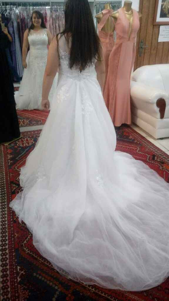 Vestido Do Casamento 😍💑 - 1