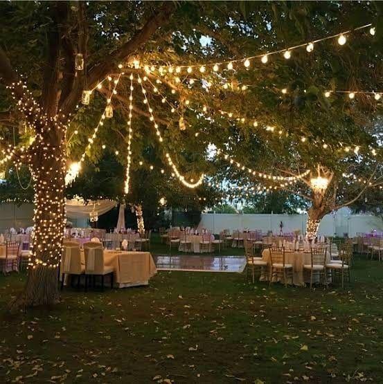 Iluminação da festa, festa de luzes!!! - 1