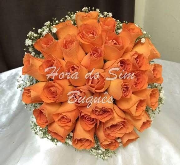 Aposta mortal: casar de sapato laranja!!! 3