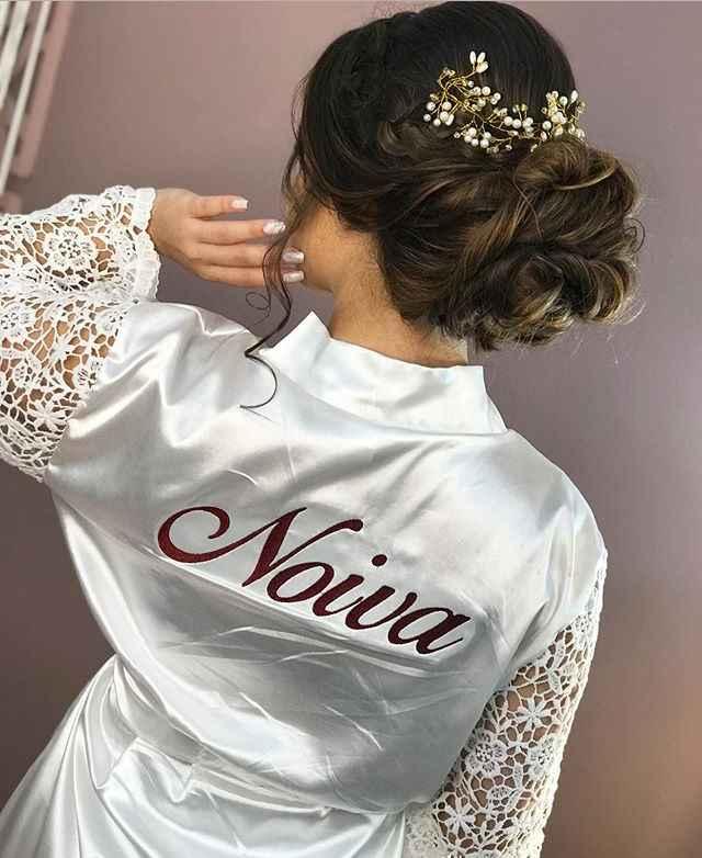 Minhas escolhas para o dia de noiva - Lívia Maria - 3