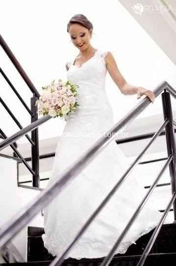 Minhas escolhas para o dia de noiva - Lívia Maria - 5