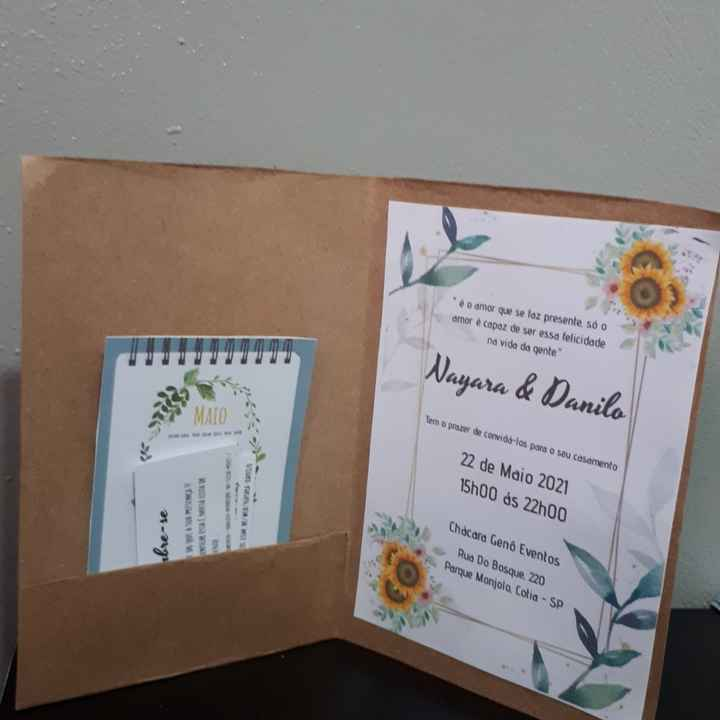 Convites Oficiais - 2
