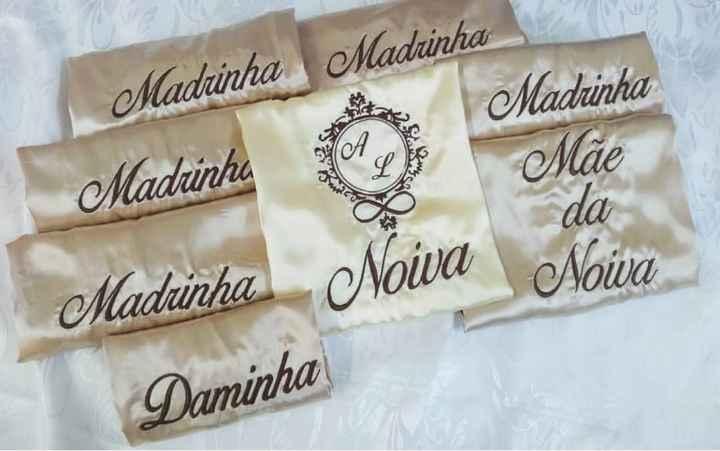 Minhas escolhas para o dia da noiva - Natália - 3