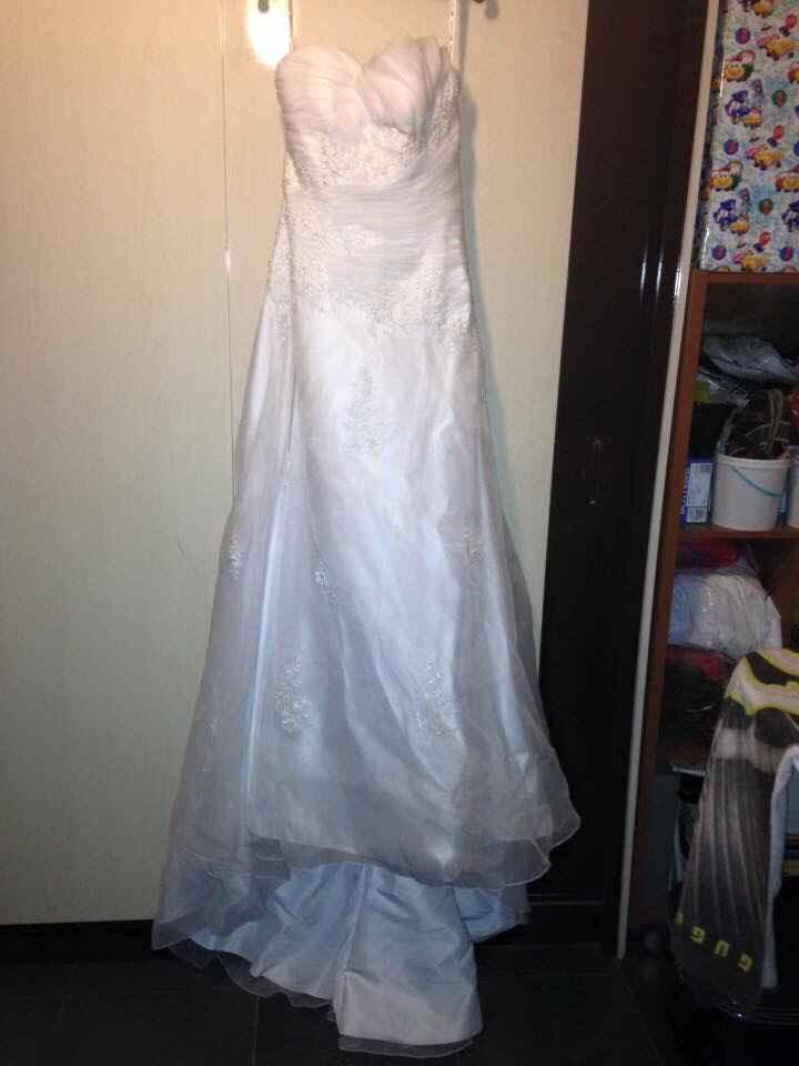 Meu vestido perfeito - 1
