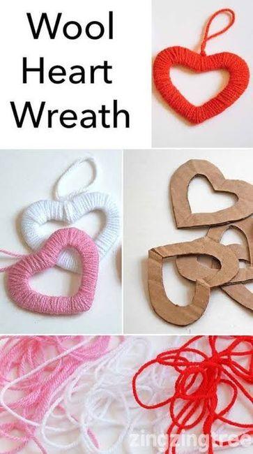Coração de lã 1