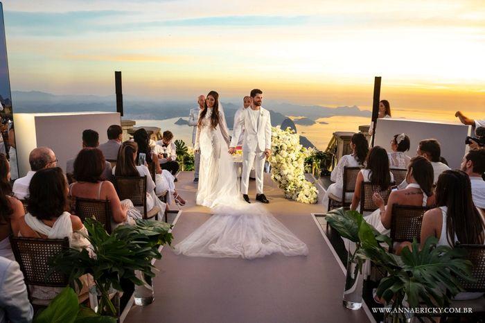 Casamento Alok e Romana: Rio de Janeiro ou Indonésia? 2