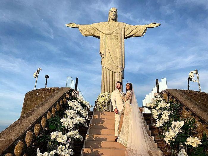 Casamento Alok e Romana: Rio de Janeiro ou Indonésia? 1