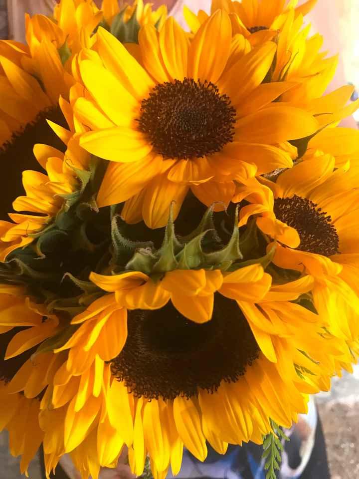 Flores para Buquê - 1