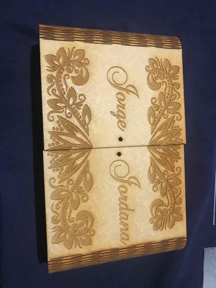 Chegou minha caixa dos padrinhos #vemver - 1
