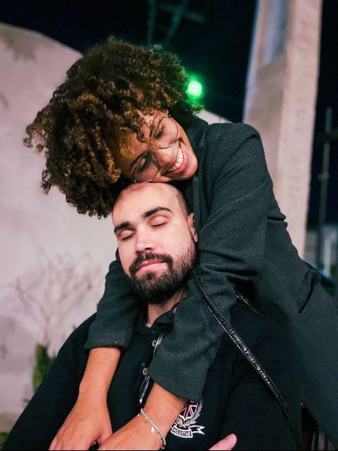 INSTAGRAM: qual a foto mais linda de vocês dois juntos? 5