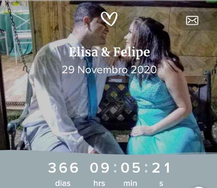 Casamento no dia 29/11/2020 - 1