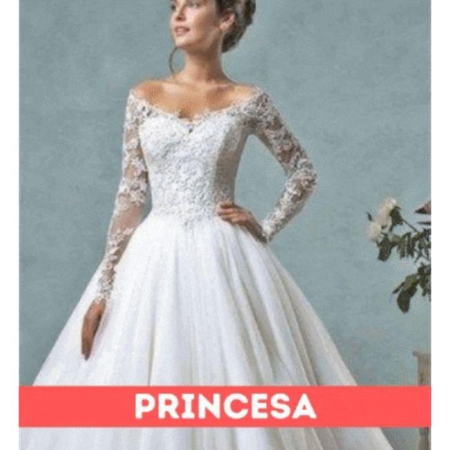 TIRE UM PRINT para decidir o vestido 5