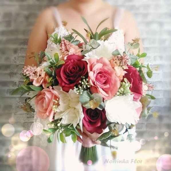 Como incluir rosa na decoração do casamento! #outubrorosa - 3