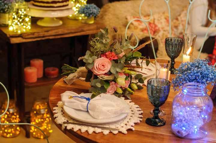 Como incluir rosa na decoração do casamento! #outubrorosa - 5