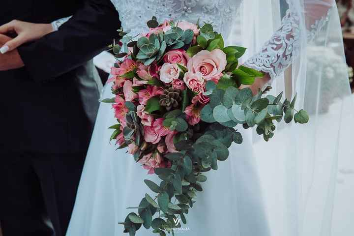 Como incluir rosa na decoração do casamento! #outubrorosa - 6