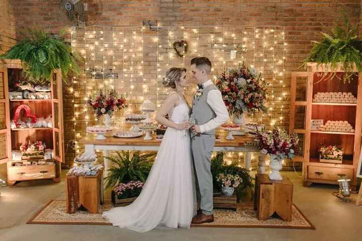 Casamento sem festa - 1