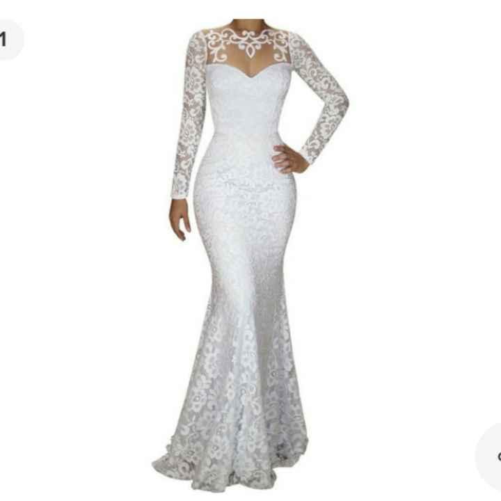 Comprar vestido ou alugar??? #diariodanoiva1 - 2