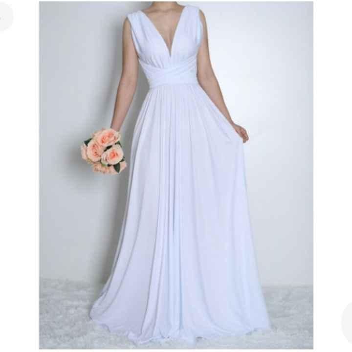 Comprar vestido ou alugar??? #diariodanoiva1 - 4