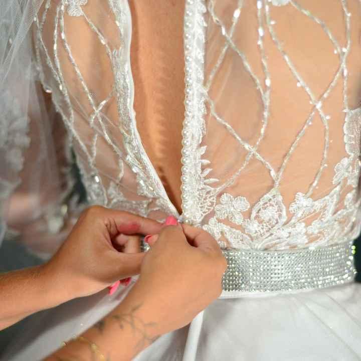Vendo meu vestido de noiva - 11