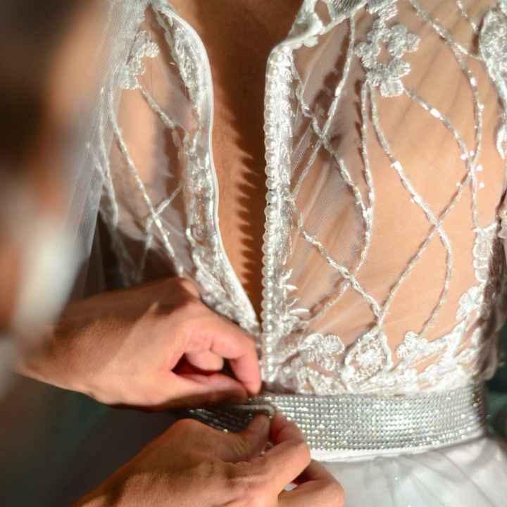 Vendo meu vestido de noiva - 12