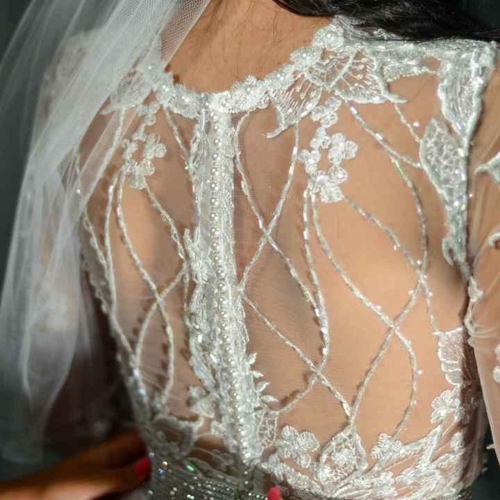 Vendo meu vestido de noiva - 13