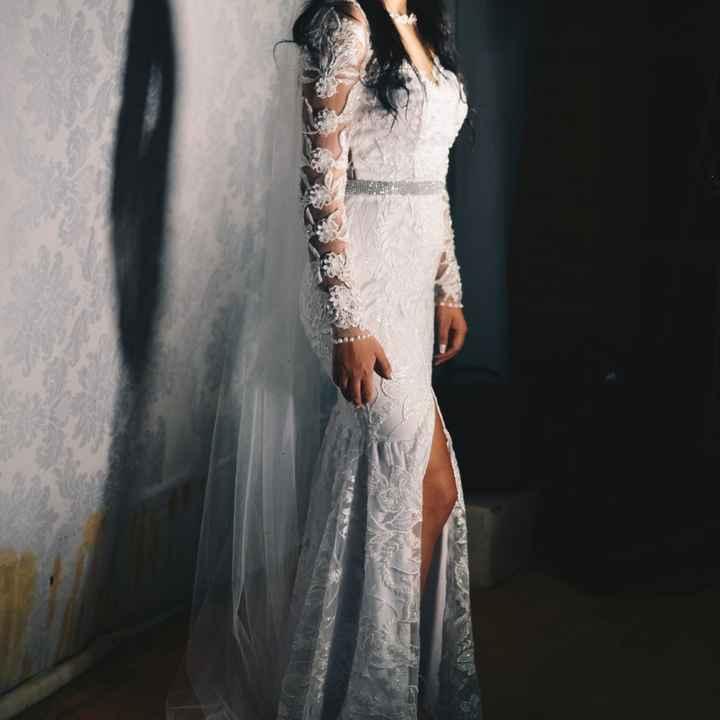 Vendo meu vestido de noiva - 14