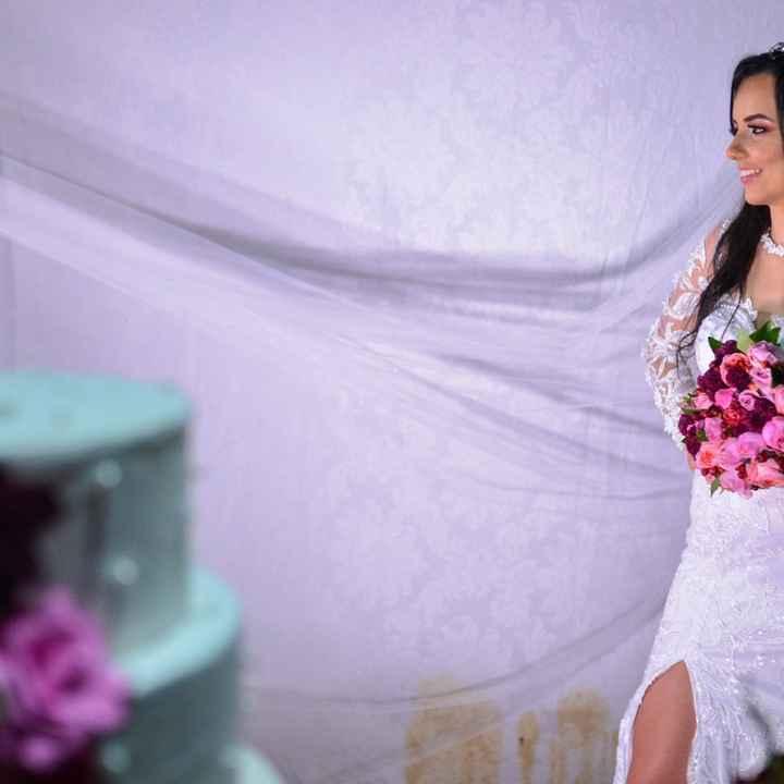 Vendo meu vestido de noiva - 15