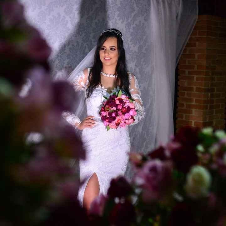 Vendo meu vestido de noiva - 16