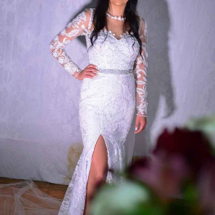Vendo meu vestido de noiva - 18
