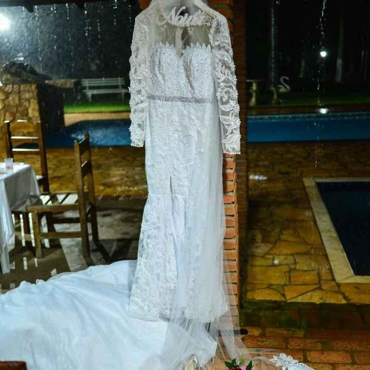 Vendo meu vestido de noiva - 19