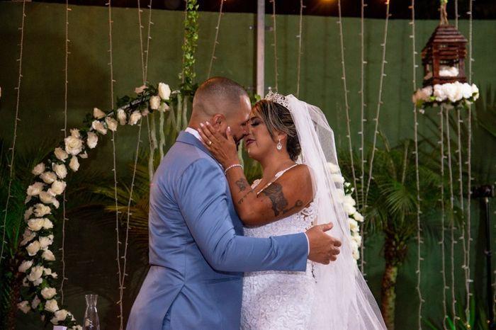 Casamentos reais 2019: o beijo no altar 4
