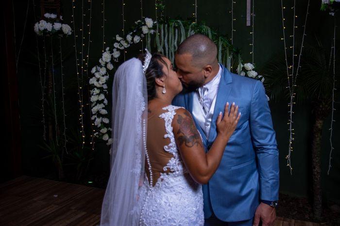 Casamentos reais 2019: o beijo no altar 5