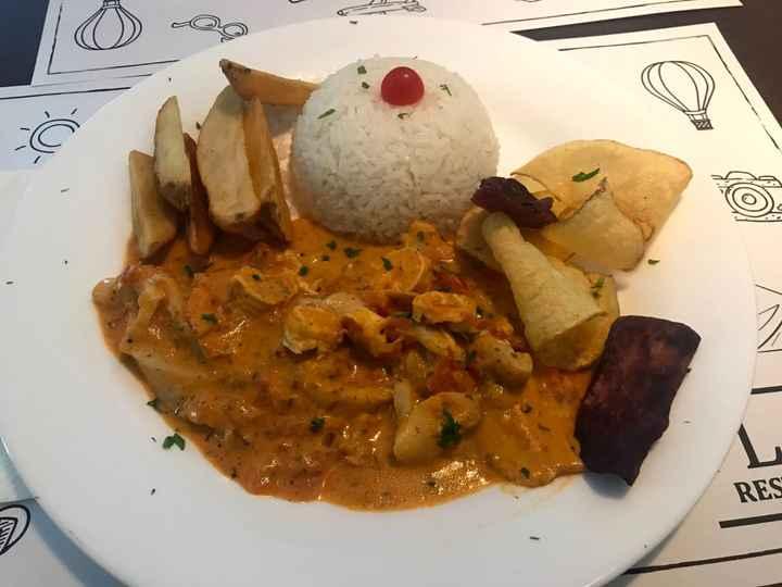 📸 Poste a foto de algo que você e seu amor comeram juntos em uma ocasião especial - 2