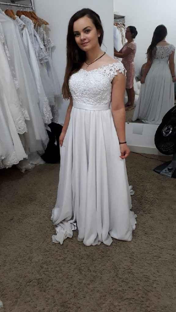 Me ajudem com o vestido!!! - 4