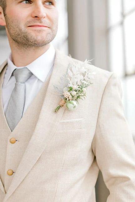 O que vocês acham de noivo de branco? #janeirobranco 6