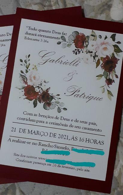 Convite diy 1