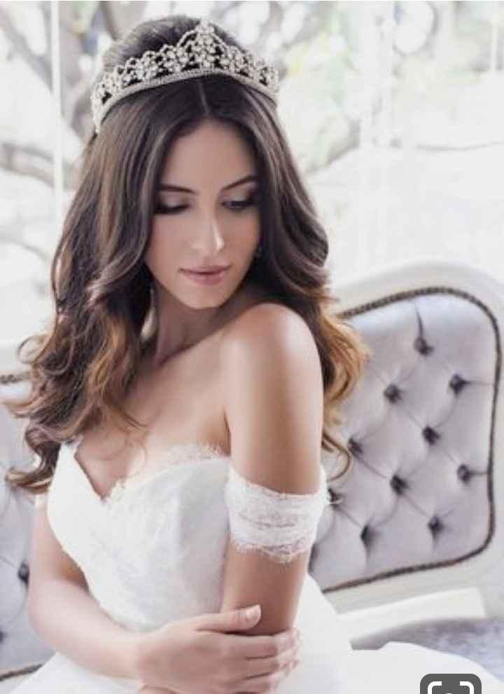 Coroa de noiva 👑 - 1