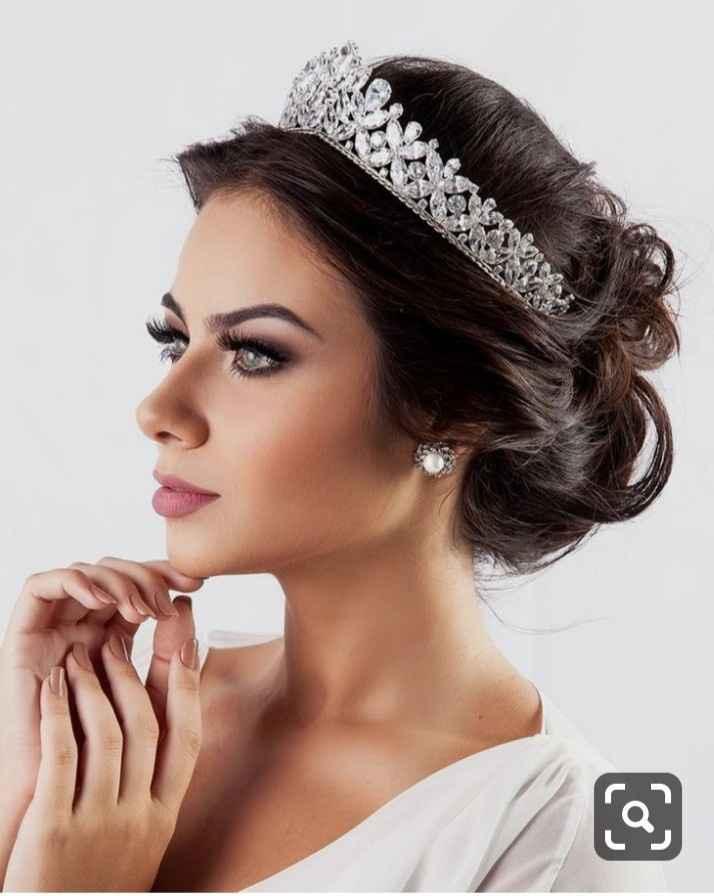 Coroa de noiva 👑 - 2