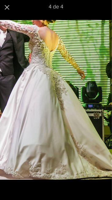 Vestidos Noiva Usado Enjoei