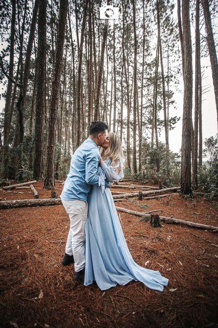 Sessão pré wedding ii 💙 1