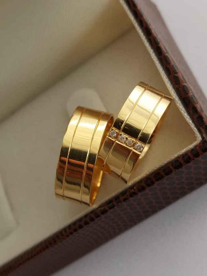 Já tem as alianças do casamento? 💍 - 1
