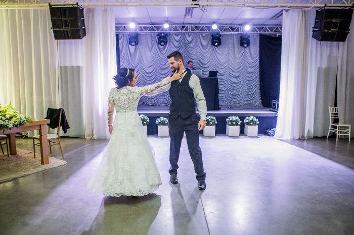Dança surpresa dos noivos #experiência 6